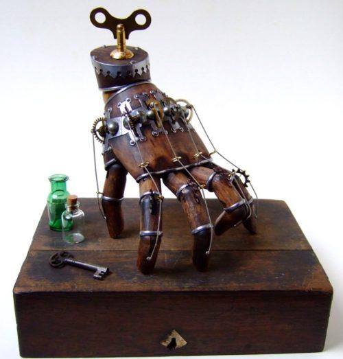 Φου Μηχανικό Χέρι