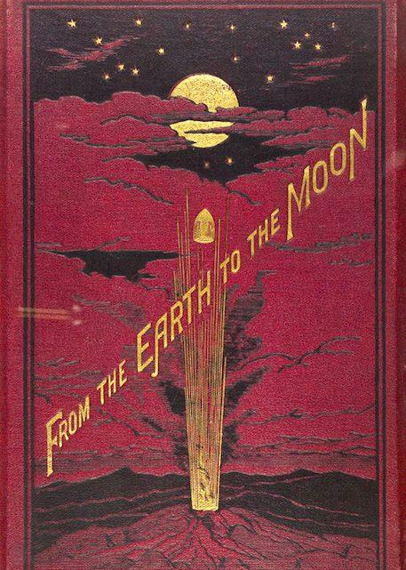 Ο Ιούλιος Βερν από την Γη στην Σελήνη